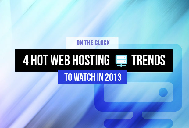 web hosting trends