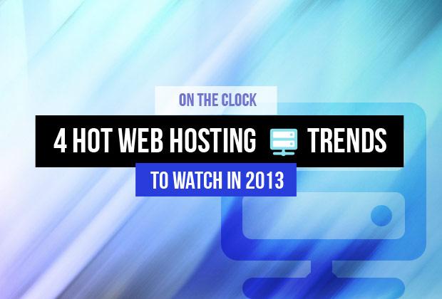 web hosting trends