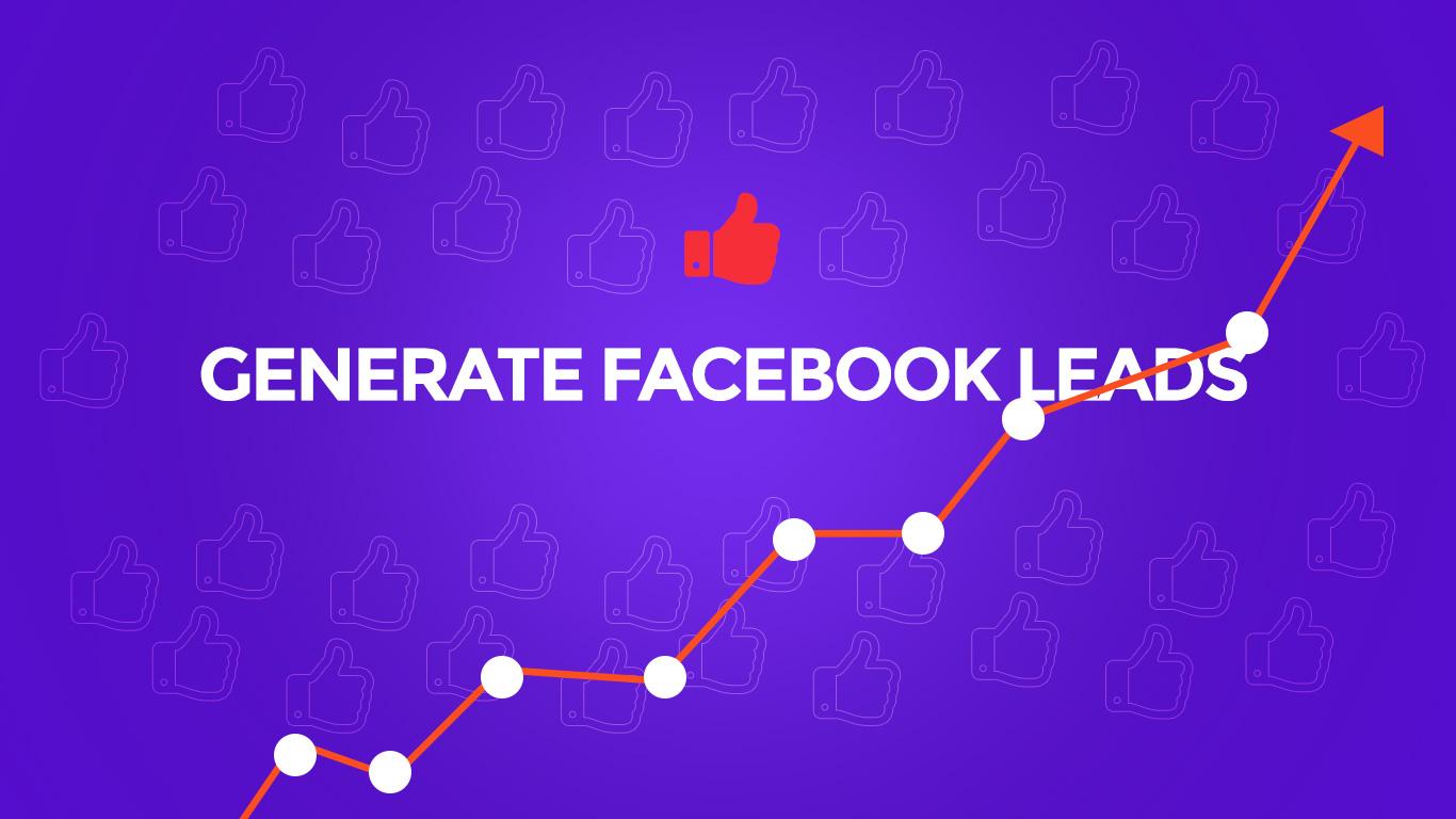 Generate Facebook leads