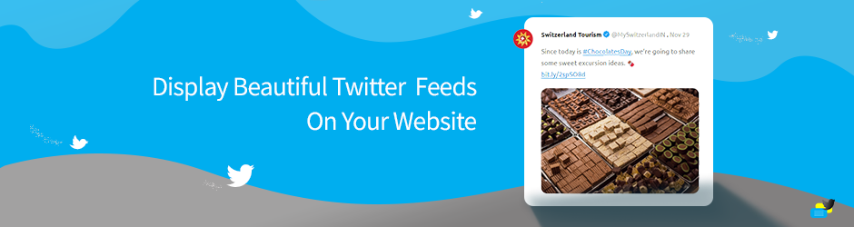 Twitter Feeds Banner